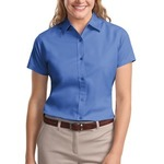 TT4 Ladies Short Sleeve Easy Care Shirt