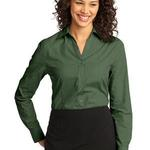TT4 Ladies Crosshatch Easy Care Shirt