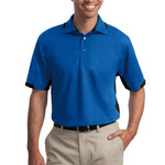 TT4  Dry Zone™ Colorblock Ottoman Polo