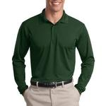 TT4 Long Sleeve Micropique Sport Wick® Polo