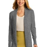 TT4 Ladies Open Front Cardigan