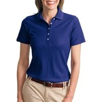 TT4  Ladies EZCotton™ Pique Polo
