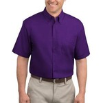 TT4 Tall Short Sleeve Easy Care Shirt